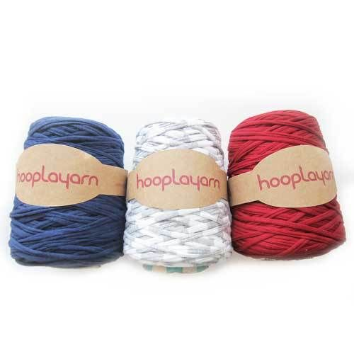 Hoopla Yarn (more colors available) - Jones