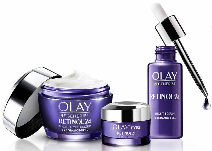 FREE Olay Retinol Serum Sample in 2020 Skin care