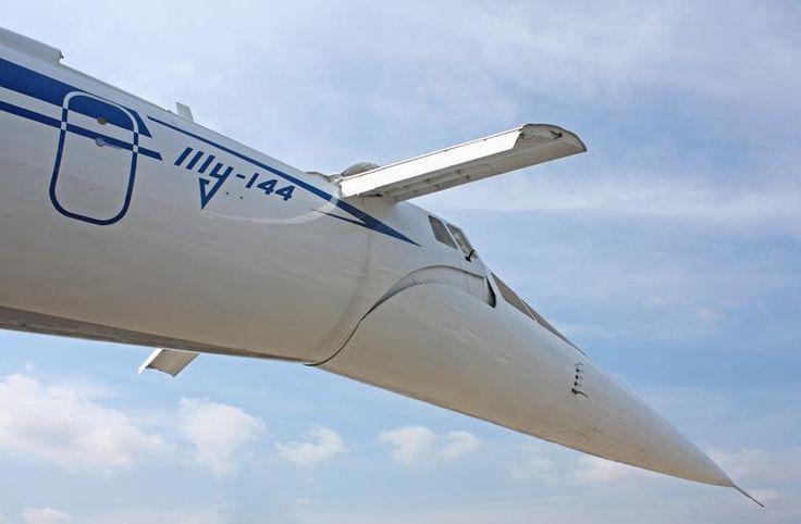 Ту 144 ЛЛ: летающая лаборатория. Часть II