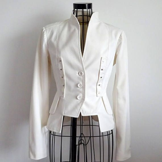 Wedding jacket  / Jacket / Elisabetta Franchi / White wedding
