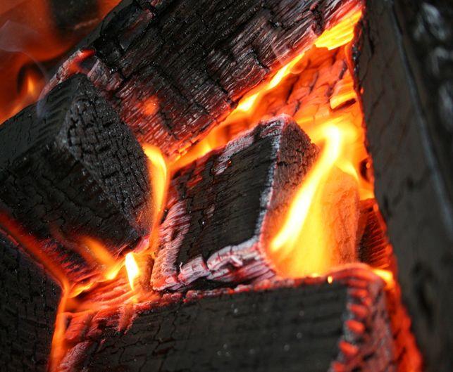 Vi har listet priserne på briketter til din brændeovn, klik på fotoet og find de billigste briketter.