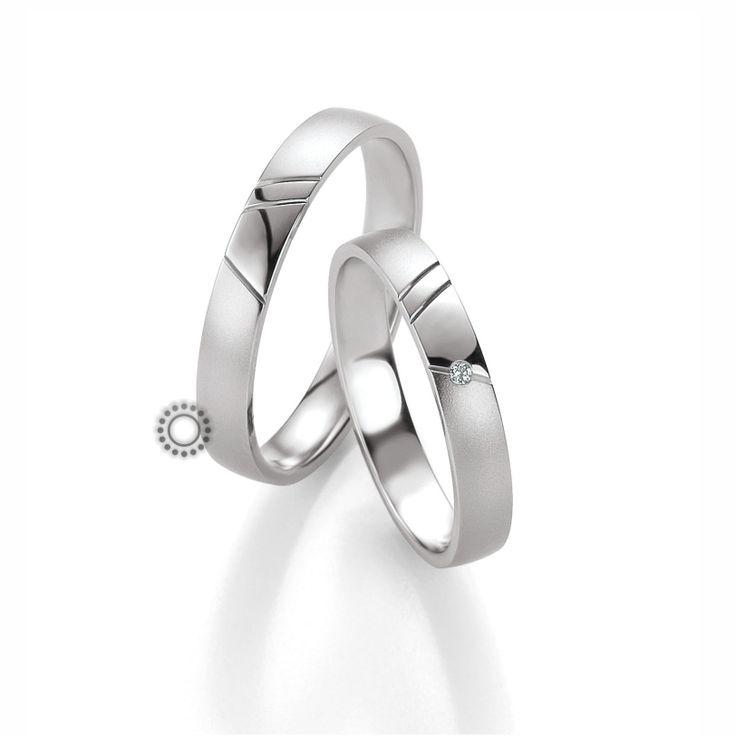 Βέρες γάμου BENZ 019 & 020 - Λευκόχρυσες βέρες Benz με πολύ ιδιαίτερο design για όσους αναζητούν κάτι διαφορετικό | ΤΣΑΛΔΑΡΗΣ Χαλάνδρι #βέρες #βερες #γάμου