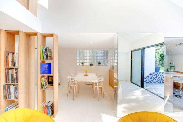 Bookshelf House by Andrea Mosca Creative Studio (6)