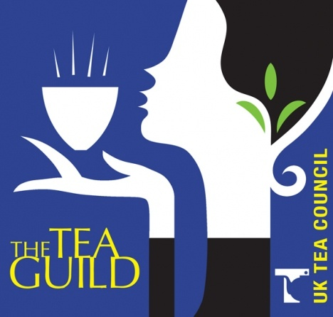 logo: Logo, Tea Time, Tea Guild, London, Teas, Tea Room, Afternoon Tea, Teatime