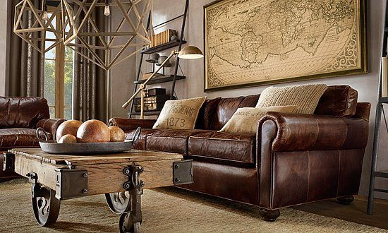 Restoration Hardware Fall 2011 Collection Restoration Hardware is a company that truly inspires me on a design and aesthetic level, but also with how the company is run. I do not work for Restorati…