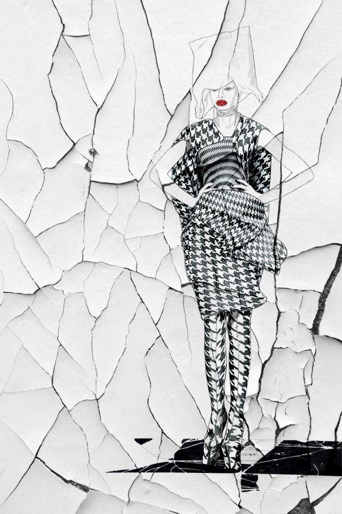 #alexander #mcqueen #fashion_illustration