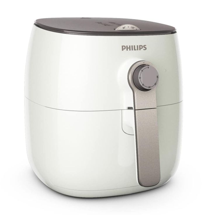 Philips Viva Collection Next Generation Air Fryer, White
