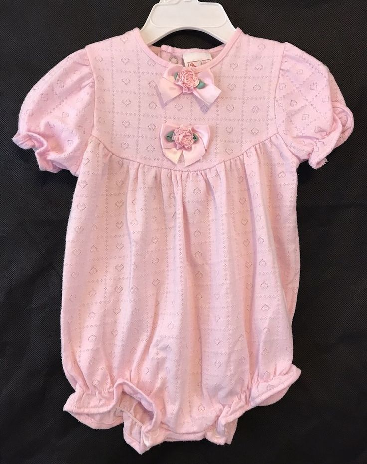 Buster Brown Pink Hearts One Piece Bodysuit Size 6-9 Months | Clothing, Shoes & Accessories, Baby & Toddler Clothing, Girls' Clothing (Newborn-5T) | eBay!