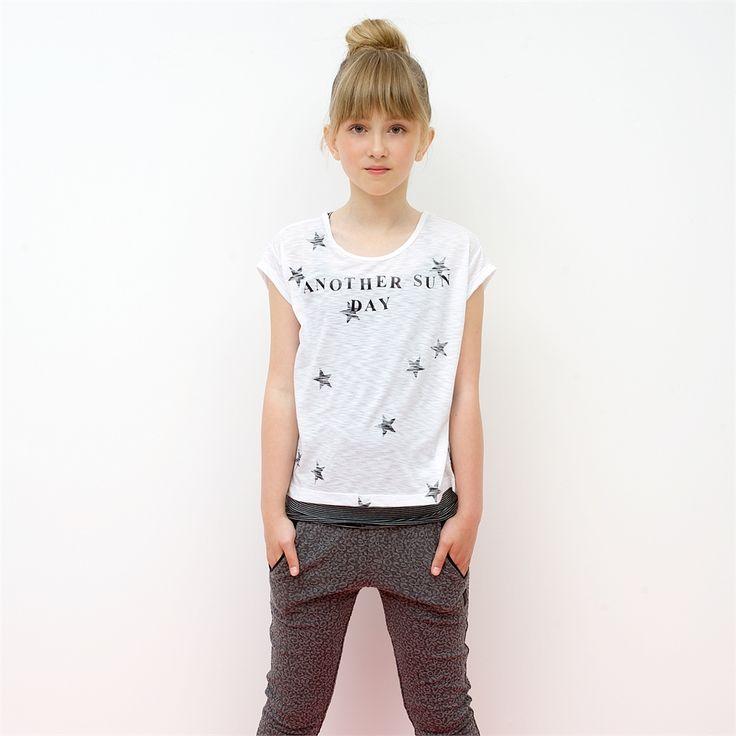 Maira Girls Hi Tee - SSL T160185150 Girls Hi-Tee TND online store