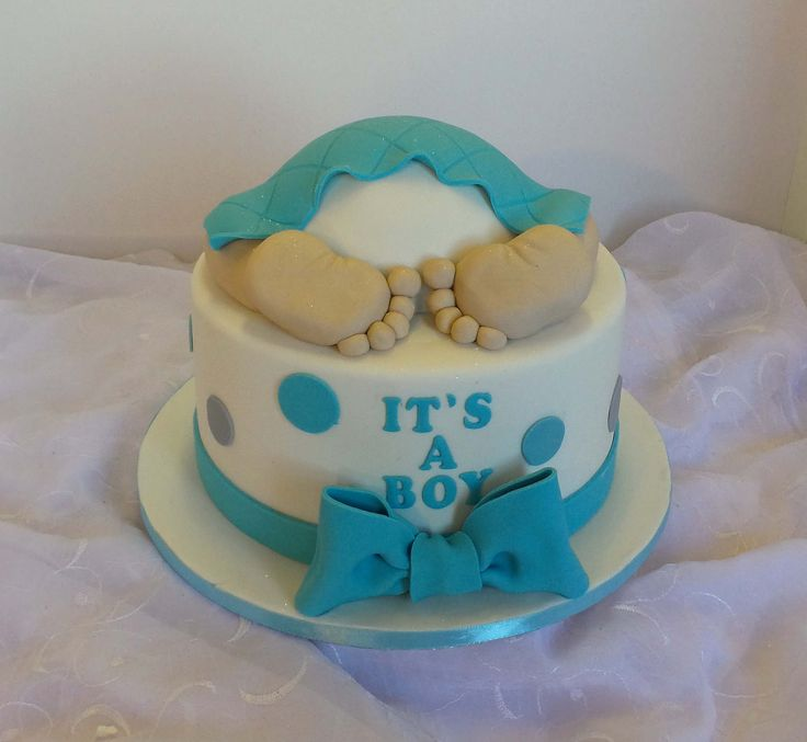 https://flic.kr/p/Nu1HRo | Baby bum baby-shower cake