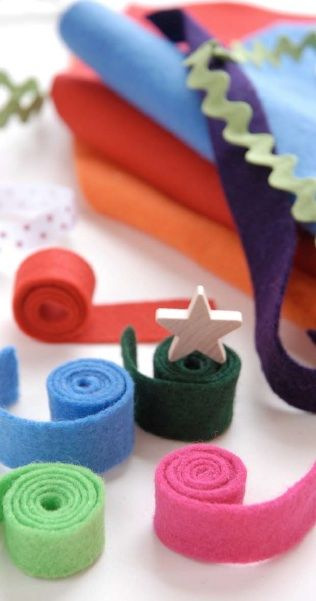 Sewing with kids, project ideas