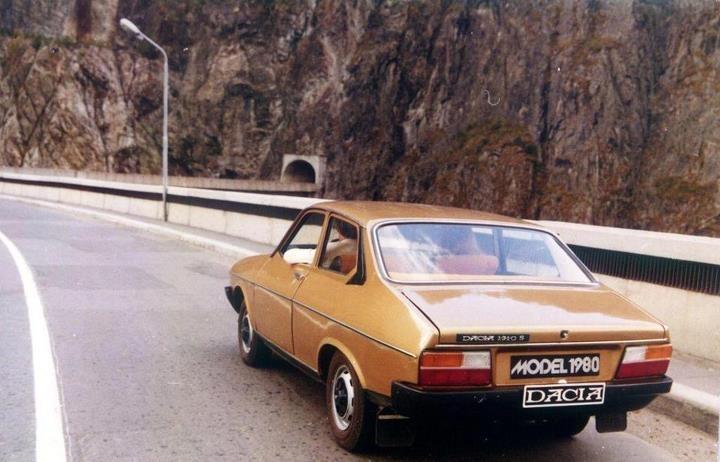 1980 Dacia sport coupe