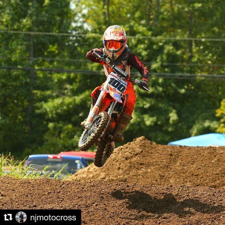 Team Rider Roman White @100romanwhite is always ready to ride - motocross sponsorship resume