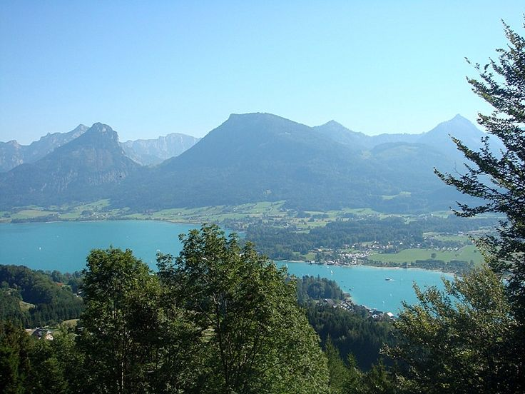 ST. WOLFGANG/WOLFGANGSEE - style4style