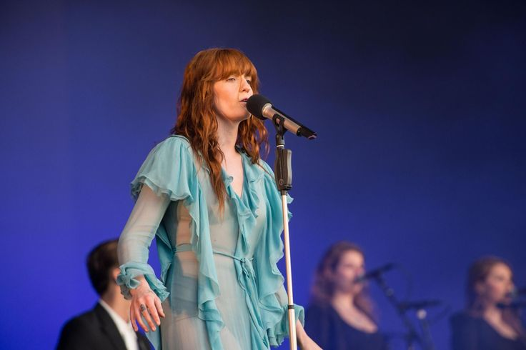 Florence and the Machine at Hyde Park