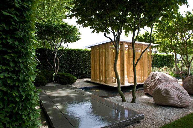 adelaparvu.com despre gradini mici si elegante, Gradina Chelsea 2011, designer Luciano Giubbilei  (6)