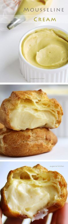 Crème mousseline, mousseline cream – now I'm eating these and I'm loving it! What cream do you use for your cream puffs? Pastry cream or whipped cream? Now here goes an alternative for your cute little puffs: mousseline cream. It's … Continue reading →