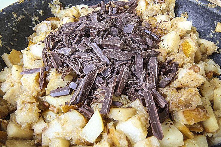 farcia per strudel al cacao