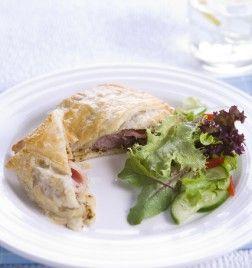 Lamb & Bacon Parcels | 4 Ingredients