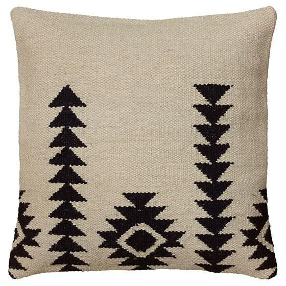 La Paz Kilim Pillow - Kilim Pillows - Toss Pillows - Decorative Pillows   HomeDecorators.com