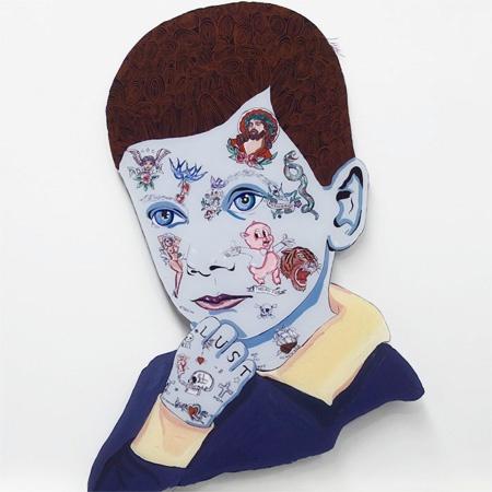 Melanie Roger Gallery Artists - Sam Mitchell