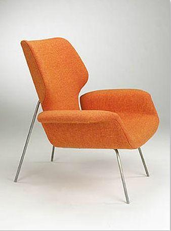 17 Best ideas about Orange Chairs on Pinterest