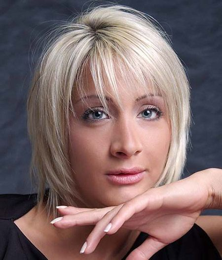 Short Hairstyles for Straight Hair | http://www.short-haircut.com/short-hairstyles-for-straight-hair.html