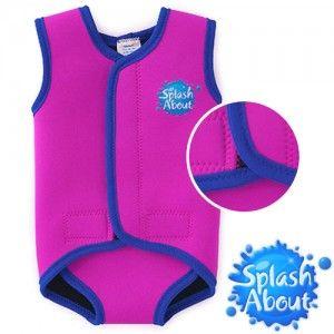 Pianka na basen Baby Wrap firmy Spalsh About!
