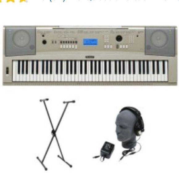 Yamaha- portable keyboard (piano) Piano keyboard Yamaha Other