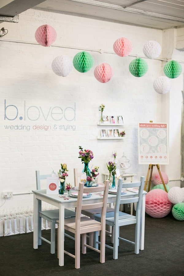 wedding fair design by b.loved // photographed by Anneli Marinovich