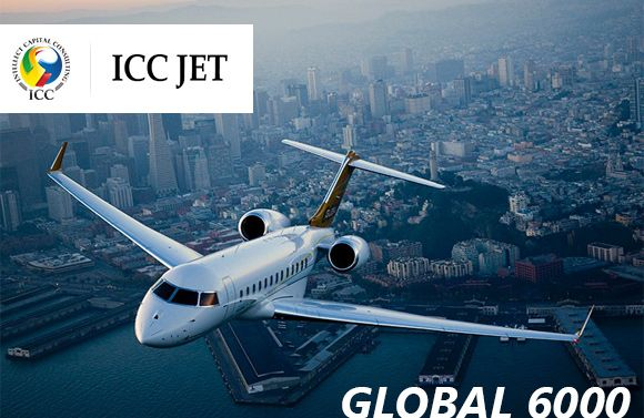 ICC JET Company offers New and Pre-Owned Bombardier Global 6000 jets for sale: http://iccjet.com/en/13-en/aircraft-for-sale/bombardier-aerospace/112-new-global-6000