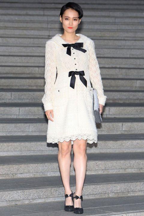 This week's best dressed: Rinko Kikuchi