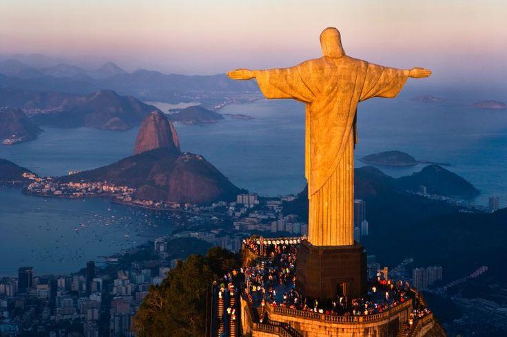 Im Februar lockt Rio de Janeiro natürlich mit dem Karneval. Doch auch andere...