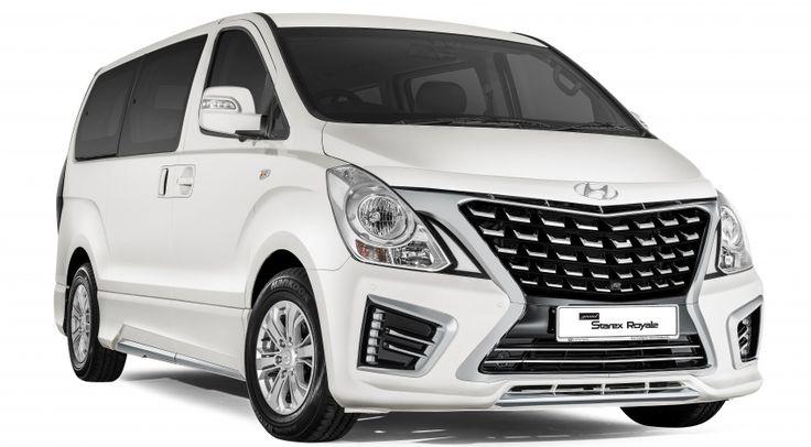 Hyundai H-1 Mendapatkan Penyegaran di Malaysia