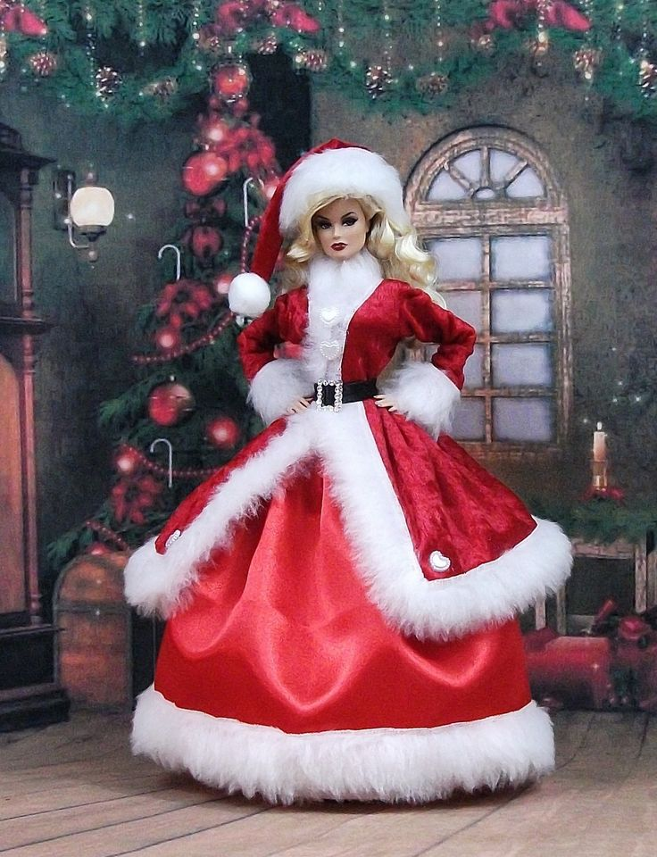 1095 best barbie ken 39 s holiday outfits images on pinterest barbie doll barbie dolls and. Black Bedroom Furniture Sets. Home Design Ideas
