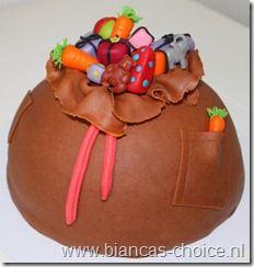 De zak van Sinterklaas, sinterklaas.....