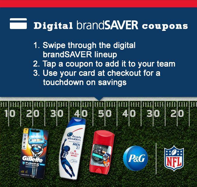 Digital Brandsaver Coupons Coupons Online Coupons