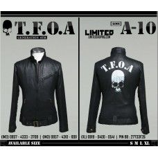 Jaket Kulit Crows Zero TFOA Generation 6th