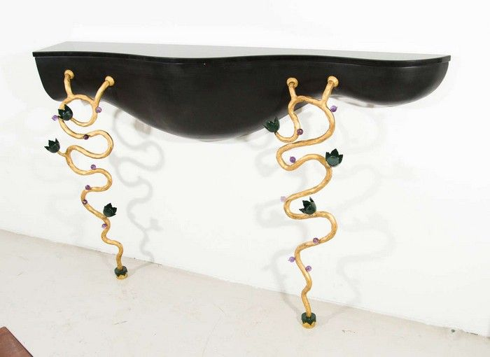 Creative art furniture by Garouste & Bonetti | See more at https://iloboyou.com/creative-art-furniture-garouste-bonetti/