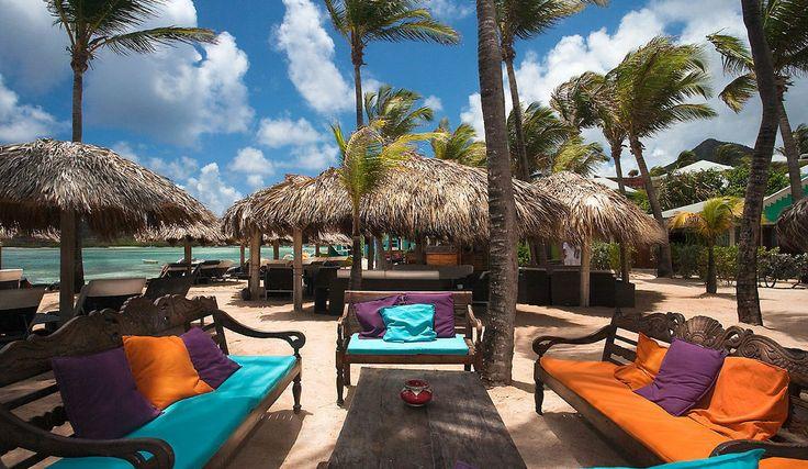 Le Beach Bar at Hotel Guanahani & Spa, St. Barts