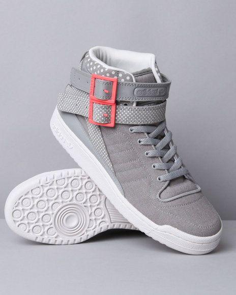 Adidas Women Forum Mid Casual W Sneakers - Footwear