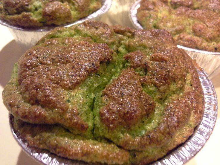 Salviaeramerino blog: Savory gluten free soufflè with zucchini and quino...