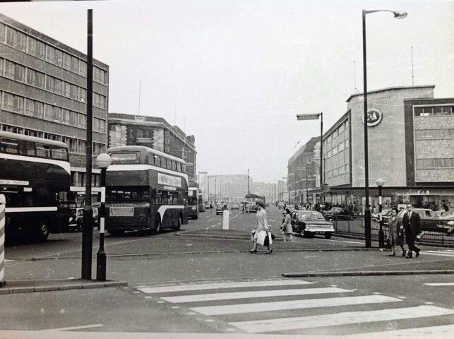 City Centre  60s?