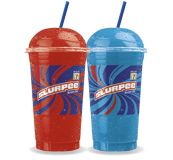 You could have your own slurpee machine.