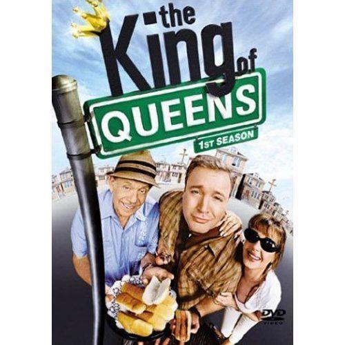 The King of Queens Season 1 DVD Set 2003 3 Disc 43396016057 | eBay