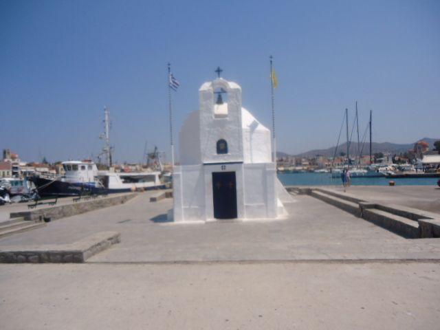 church at the port