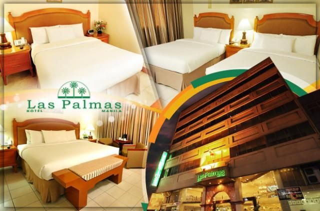 Have a Luxurious Stay Good at the Heart of Manila at Las Palmas Hotel! Avail on this amazing promo only here at www.MetroDeal.com!