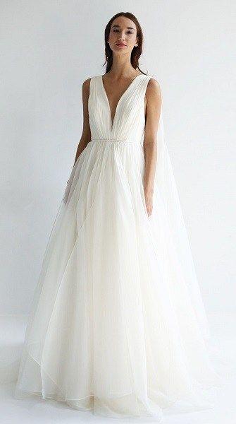 498e86b8687 Главные тренды свадебной моды и самые красивые свадебные платья 2019 ...