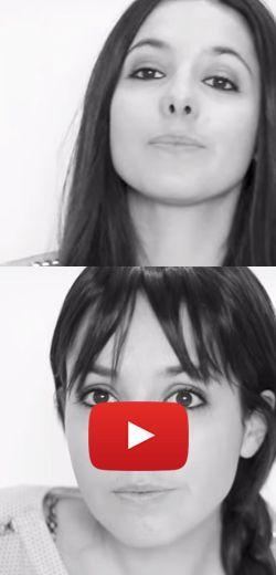 4 idées de coiffures avec la frange à clips.  http://rienquedugratuit.ca/videos/4-idees-de-coiffures-avec-la-frange-a-clips/