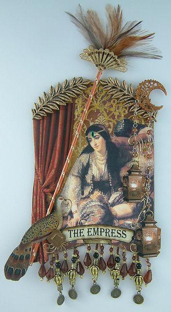 The Empress Tarot Card | by lauracars12000: